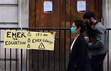 OMS, preocupada por el crecimiento de la pandemia de COVID-19