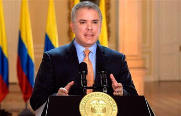 [ATENCIÓN] Iván Duque declara cuarentena preventiva para toda Colombia