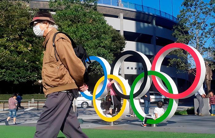Los Juegos Olímpicos podrían aplazarse por el COVID-19. Foto: EFE