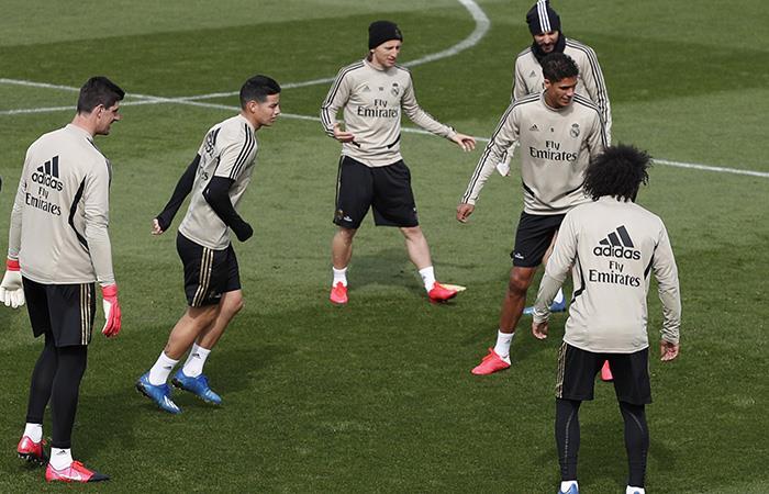 Luka Jovic cuarentena Real Madrid Serbia Pandemia coronavirus