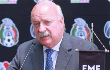 Presidente de la liga mexicana da positivo para coronavirus