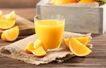 Naranja, piña y guayaba: El efectivo jugo antigripal que amarás
