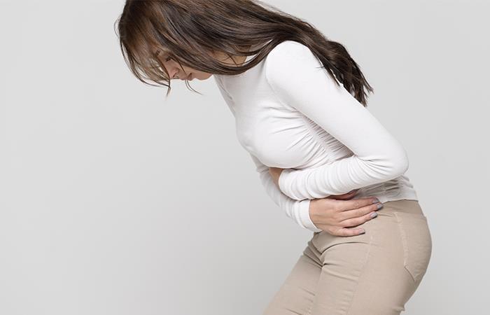 Los problemas digestivos pueden ser el primer síntoma. Foto: Shutterstock