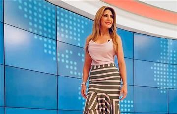 """""""Egoísta"""", le dicen a Ana Karina Soto por tener trabajando a su empleada en cuarentena"""