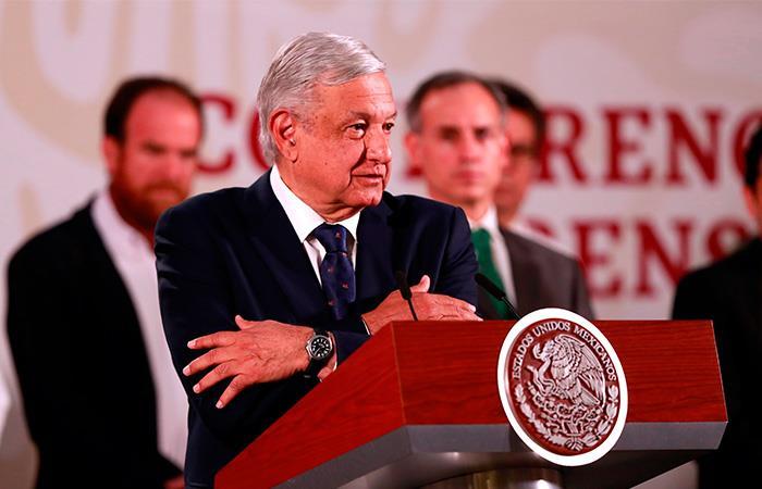 Gobierno de México medidas Pandemia Coronavirus COVID-19