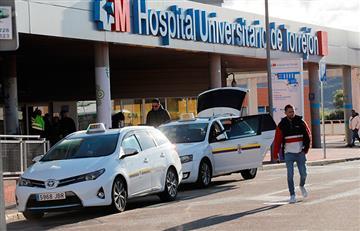 Pacientes con COVID-19 en España estarían escapando de los hospitales