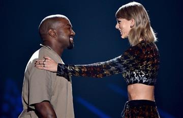 [VIDEO] Se filtra conversación de Kanye West que por poco acaba con la carrera de Taylor Swift