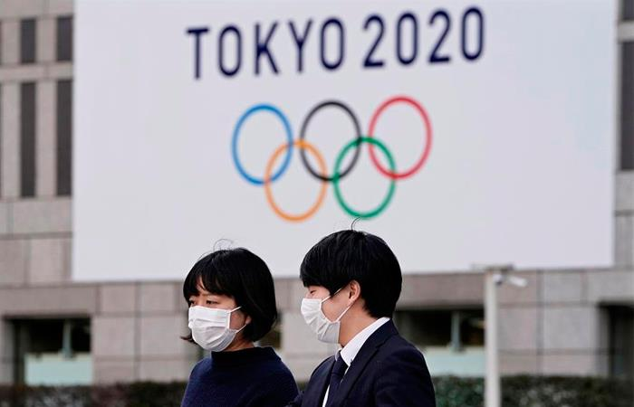 Urgente Juegos Olímpicos aplazan 2020 pandemia coronavirus Covid 19