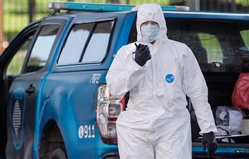 Argentina llegó a siete fallecidos y 387 contagiados de COVID-19