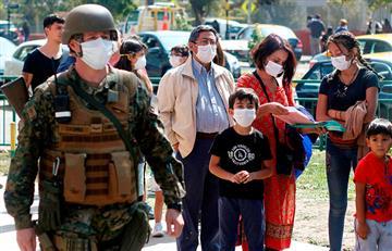 Más de mil contagiados y tres fallecidos por COVID-19 en Chile