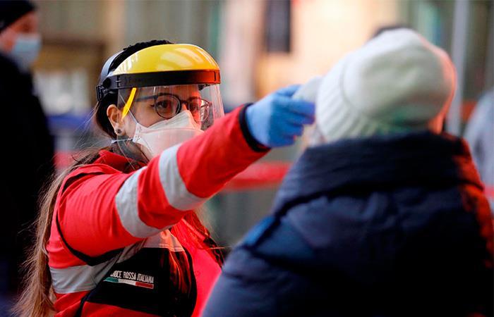 Coronavirus en Italia 7000 víctimas pandemia COVID-19