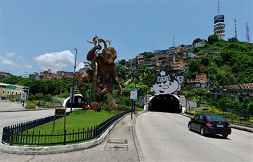 21 de las 24 provincias de Ecuador presentan casos de COVID-19