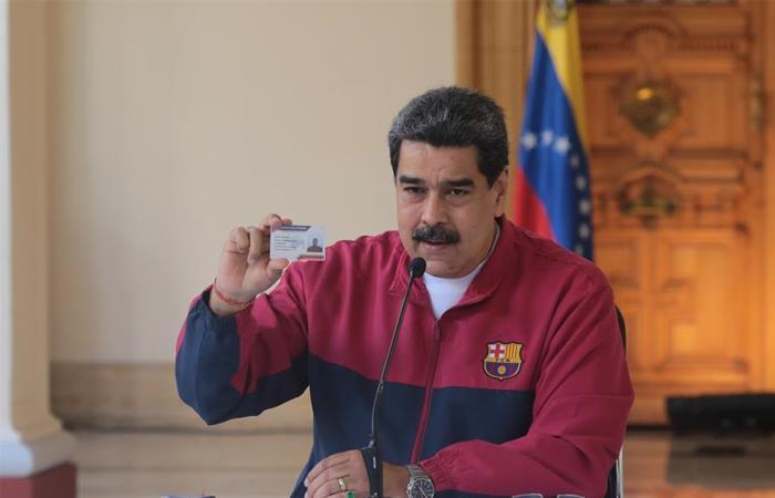 Denuncia Nicolás Maduro ataque Colombia Estados Unidos Venezuela