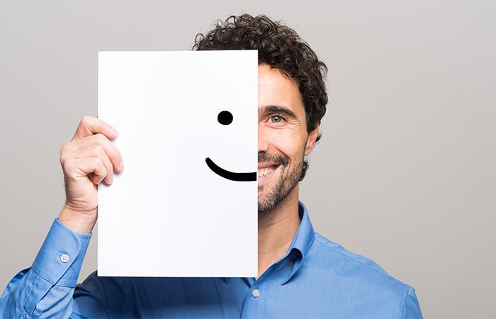 Diferencia alegría y felicidad para bienestar