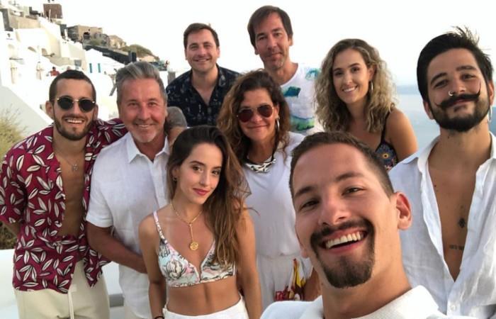 La familia Montaner está de luto. Foto: Instagram