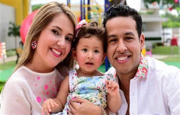 """Reacción de la hija de Martín Elías a pregunta sobre el """"nuevo amor"""" de su mamá"""