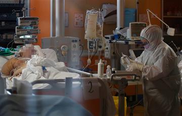 Más de 5.000 integrantes del sector hospitalario tienen COVID-19 en Italia
