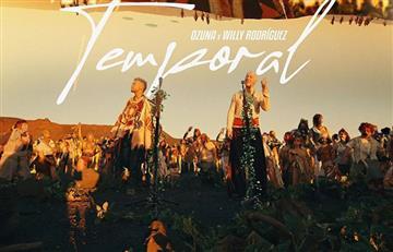 """Ozuna lanza video de su canción """"Temporal"""" con Cultura Profética"""