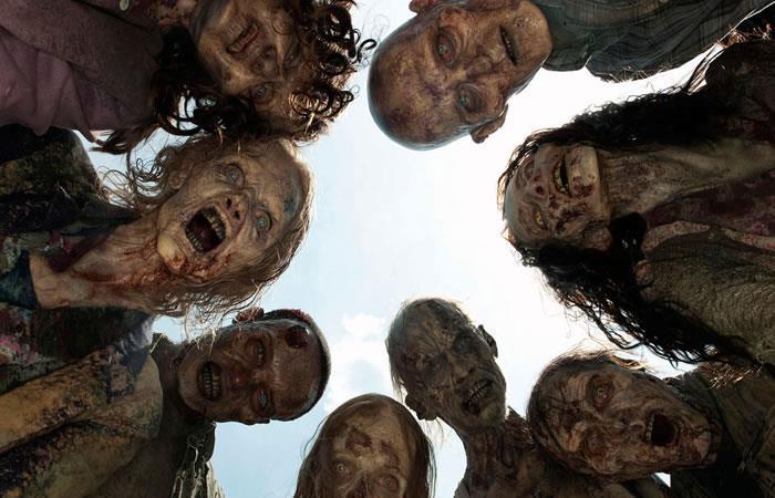 Se detienen grabaciones de 'The Walking Dead' por coronavirus
