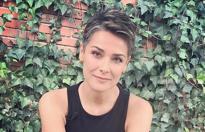 La presentadora culpó a algunos medios de crear una mala imagen de ella. Foto: Instagram
