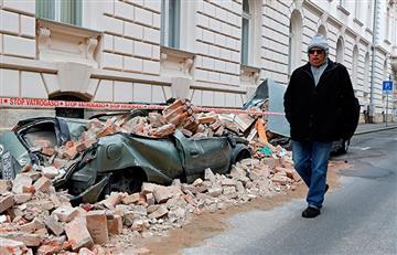 En medio de la pandemia de COVID-19, Rusia sufrió un fuerte terremoto