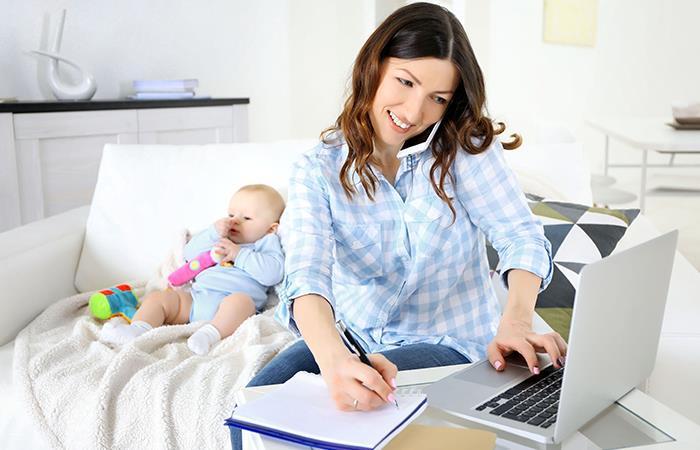 Cómo administrar tiempo entre teletrabajo y los hijos