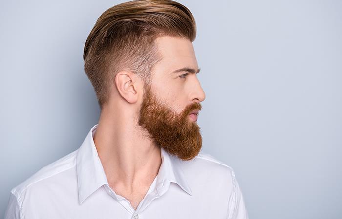 ¿Cómo lograr una barba poblada? Foto: Shutterstock