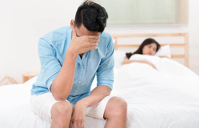 Los efectos del coronavirus en los hombres