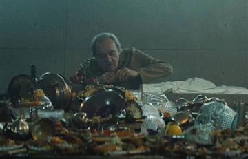 """""""El hoyo"""", la película más vista en Netflix"""