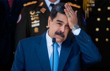[ATENCIÓN] EE.UU ofrece 15 millones de dólares por la captura de Nicolás Maduro