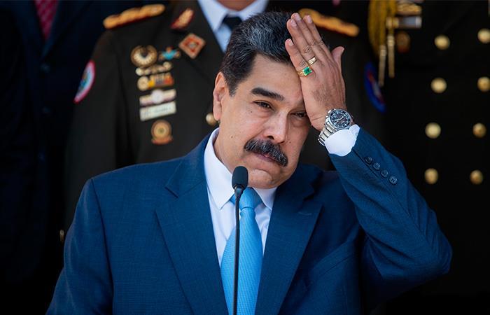 Gobierno de Estados Unidos recompensa Nicolás Maduro cadena perpetua