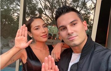 Luisa Fernanda W y Pipe Bueno revelan cómo inició su relación