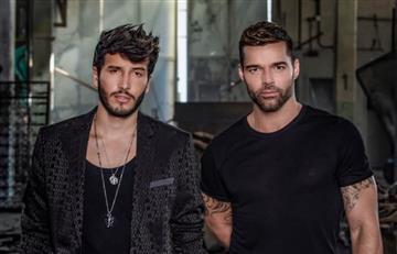 """""""Falta de amor"""", lo nuevo de Ricky Martin y Sebastián Yatra"""
