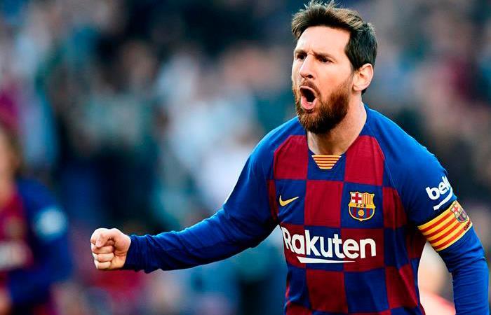 Salario Barcelona Lionel Messi Coronavirus Covid 19