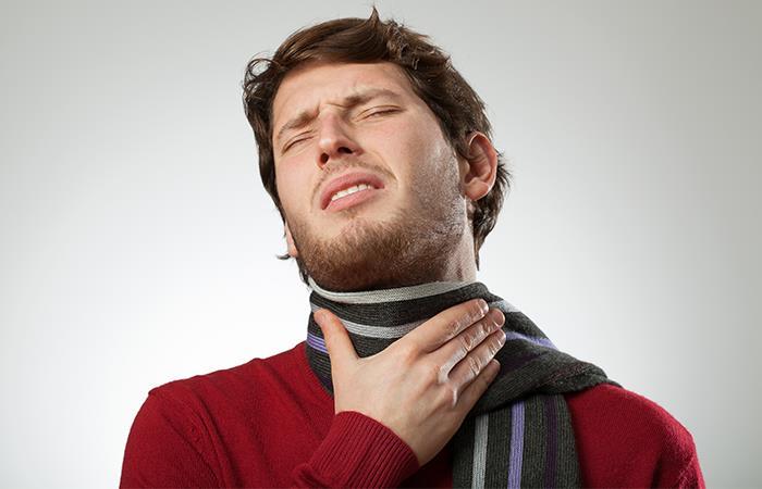 Antibióticos naturales dolor garganta