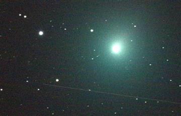 Cometa tan brillante como Venus deslumbrará el cielo en mayo