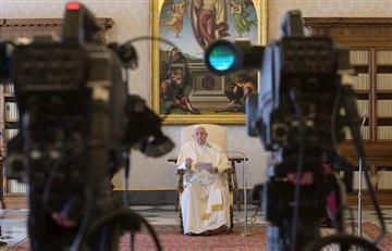 Mira EN VIVO la oración 'Urbi et orbi' del papa Francisco