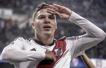 [VIDEO] 'JuanFer' Quintero ya confirmó si se va o se queda en River Plate