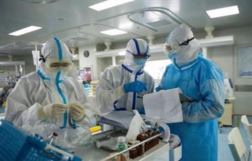 Contagiados por coronavirus en Colombia superan los 600 casos