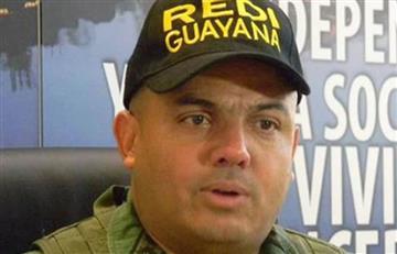 La DEA espera al general Clíver Alcalá en Estados Unidos