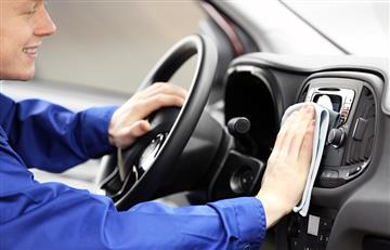Aprende a desinfectar el interior de tu auto sin dañarlo