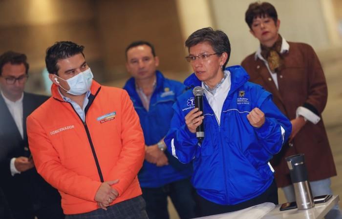 Hospitales en Bogotá serán unidades intensivas para contagiados por el COVID-19