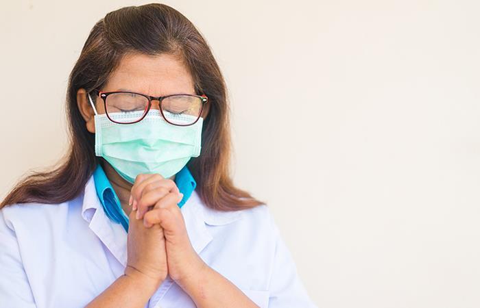Oración pedir sanación enfermos