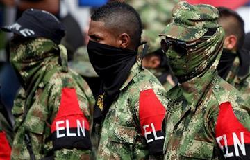 Frente amenaza del COVID-19, ELN anunció cese al fuego durante todo abril