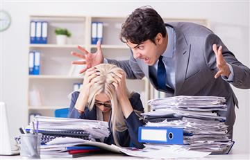 Estrés laboral: Un riesgo para la salud del corazón