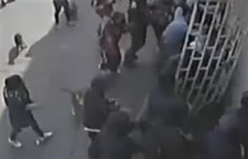 Varias personas detenidas en Usme por intento de saqueo en tiendas