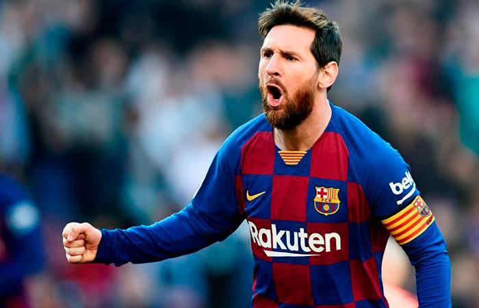 Si Messi está de acuerdo... Jugadores de Barcelona aceptan reducción de salario