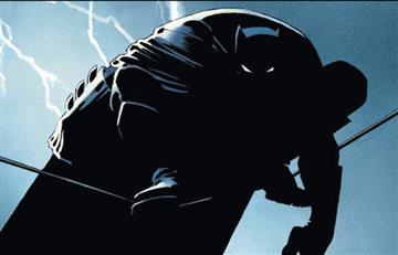'The Dark Knight Returns', la mejor y más violenta película animada de Batman para esta cuarentena