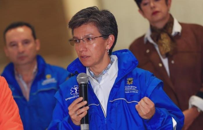 Claudia López cuarentena coronavirus junio
