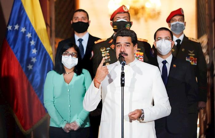 Condiciones Estados Unidos levantar cargos a Nicolás Maduro Venezuelas